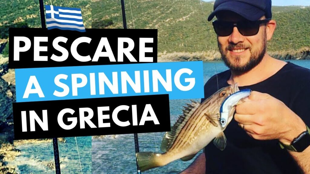 pesca spinning grecia